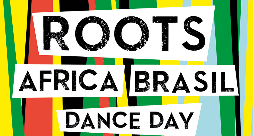 14. Oktober 2017: ROOTS AFRICA BRASIL DANCE DAY